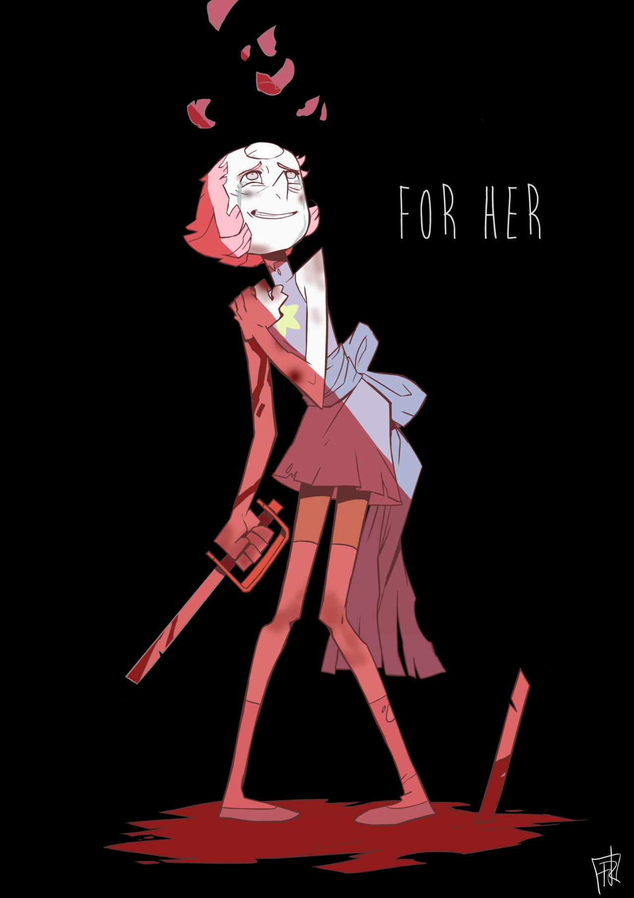 Do It For Her Faustinderavignan Steven Universe Know