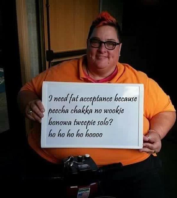 fat acceptance movement What is the fat-acceptance movement really about.