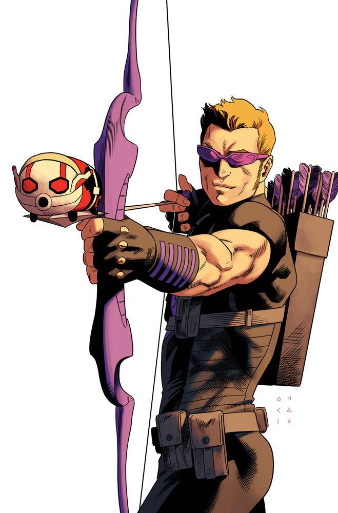 Marvel Tsum Tsum Hawkeye / Ant Man combo | Marvel Comics ...