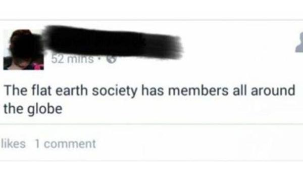 Flat earth theory essay