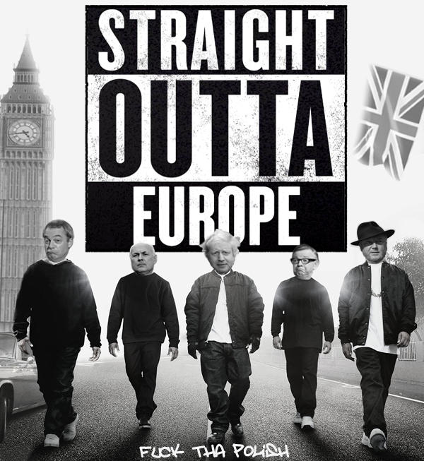 5ad straight outta europe united kingdom withdrawal from the