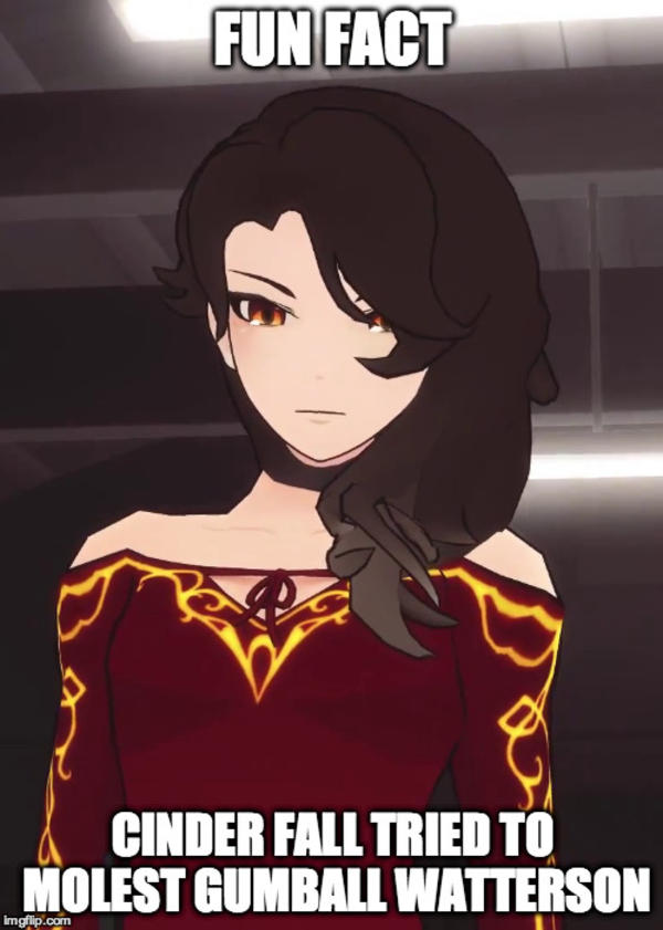 Fun Fact Rwby Know Your Meme