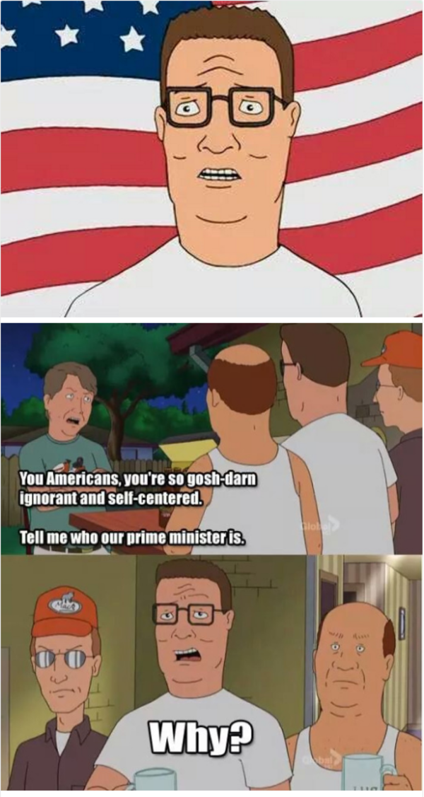 Since It S The 4th Of July King Of The Hill Know Your Meme