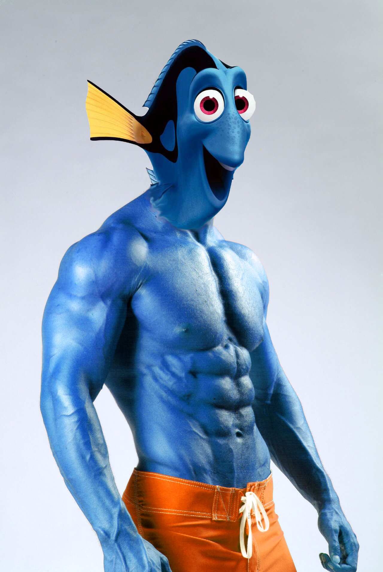 Hunky Dory | Finding Nemo | Know Your Meme