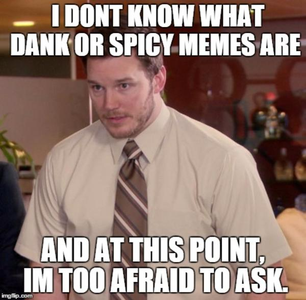 Afraid to Ask... Dank Memes Know Your Meme