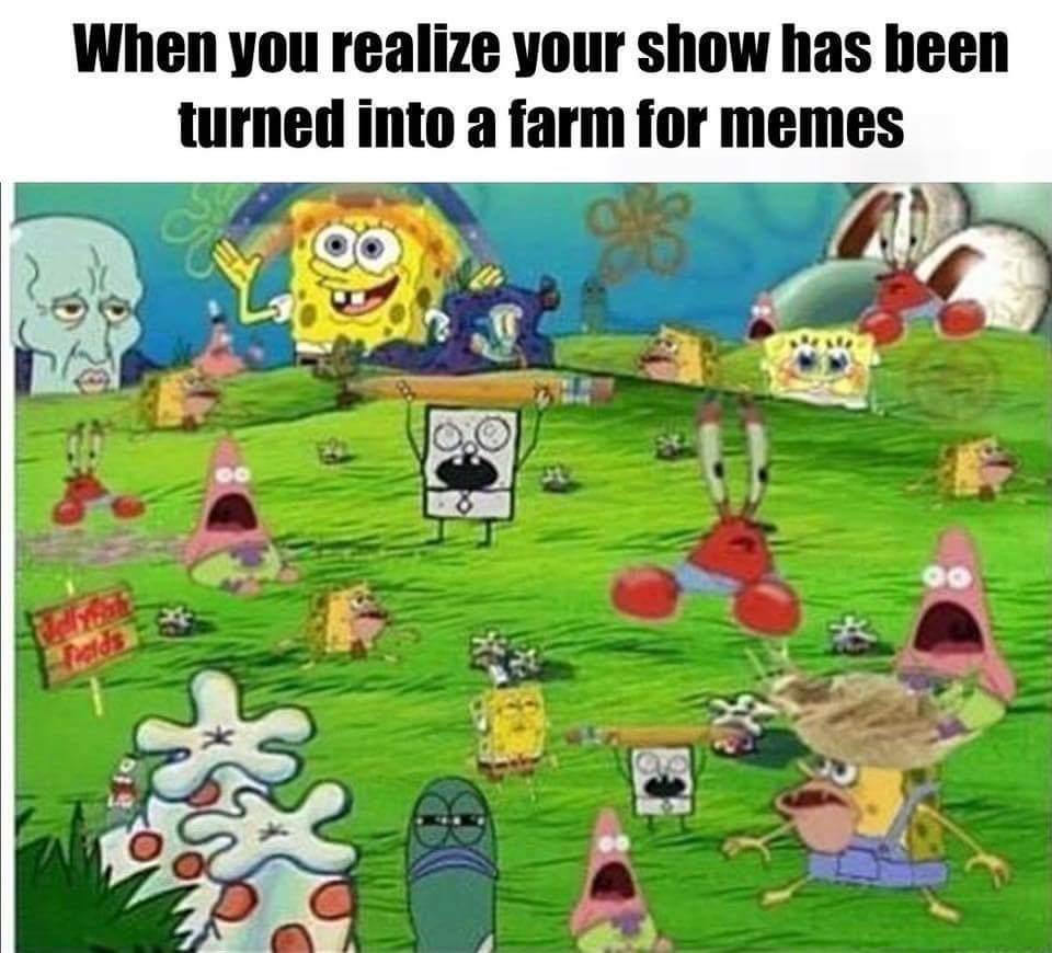 Farm of Memes | SpongeBob SquarePants | Know Your Meme