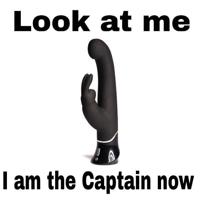 a4b yes daddy d \u003e look at me, i'm the captain now know your meme