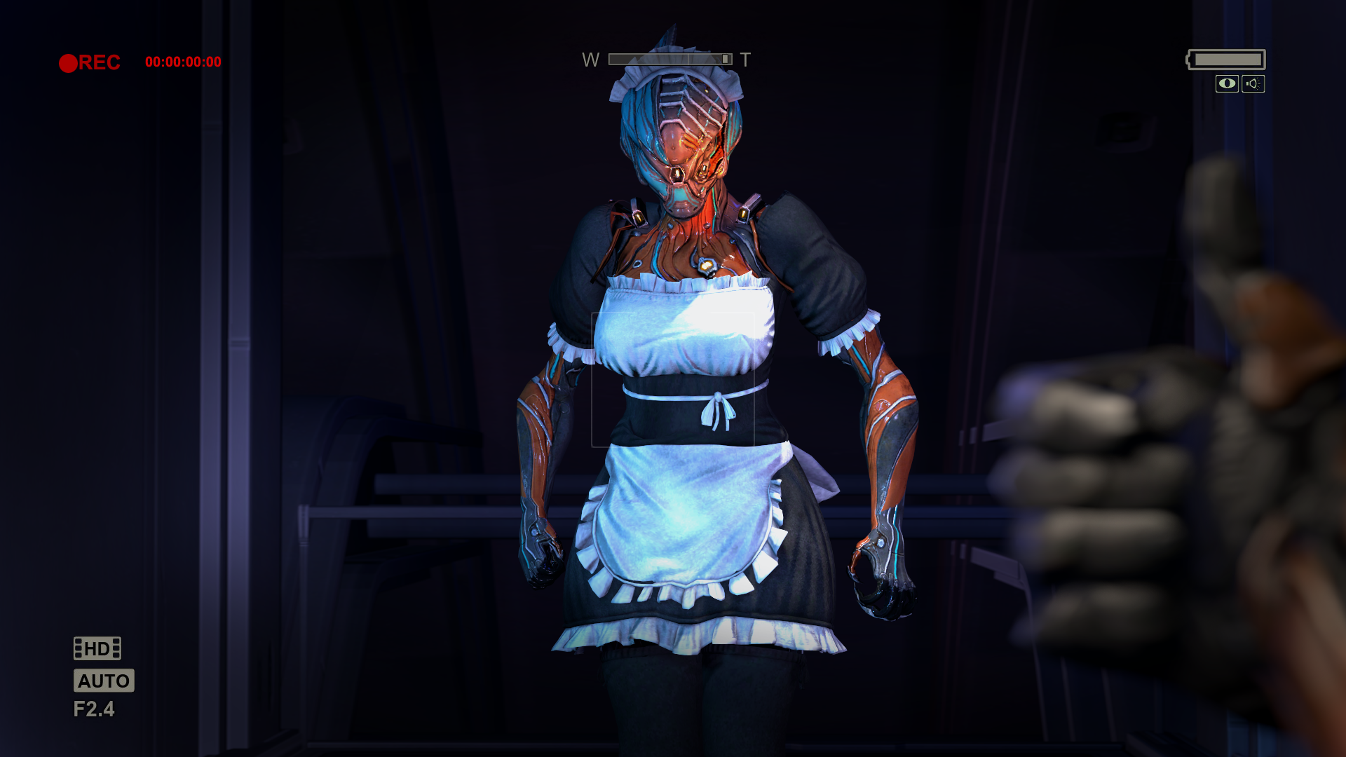 Valkyr Maid. | Warframe | Know Your Meme