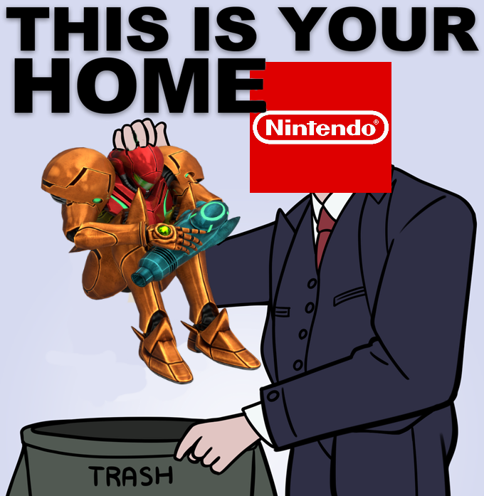 415 and accurate depiction of the current state of the metroid ip sad