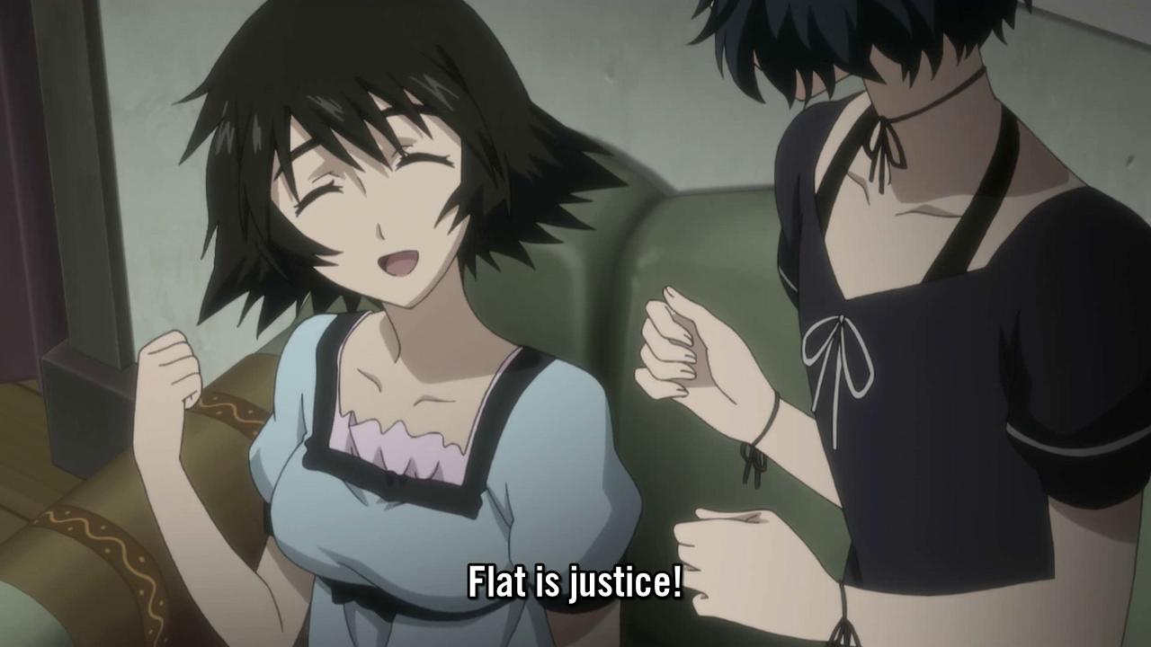 Hentai uncensored flat chest whore