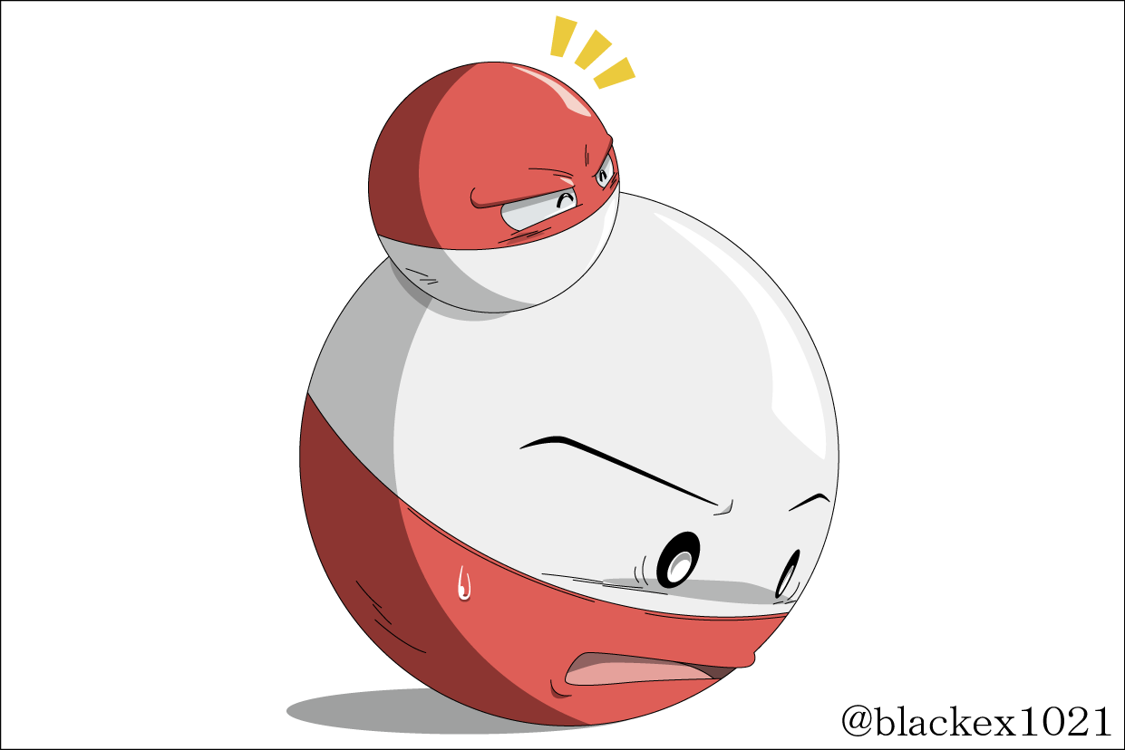 electrode and voltorb - photo #24