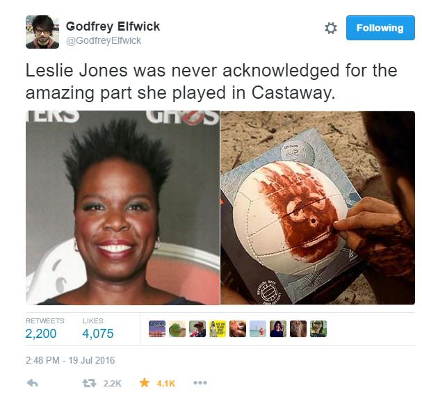 Underrated Performance Leslie Jones Know Your Meme