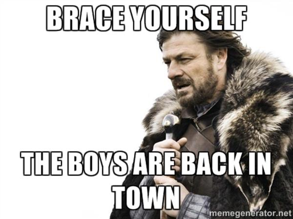 06d the boys are back in town image gallery know your meme,Jailbreak Meme