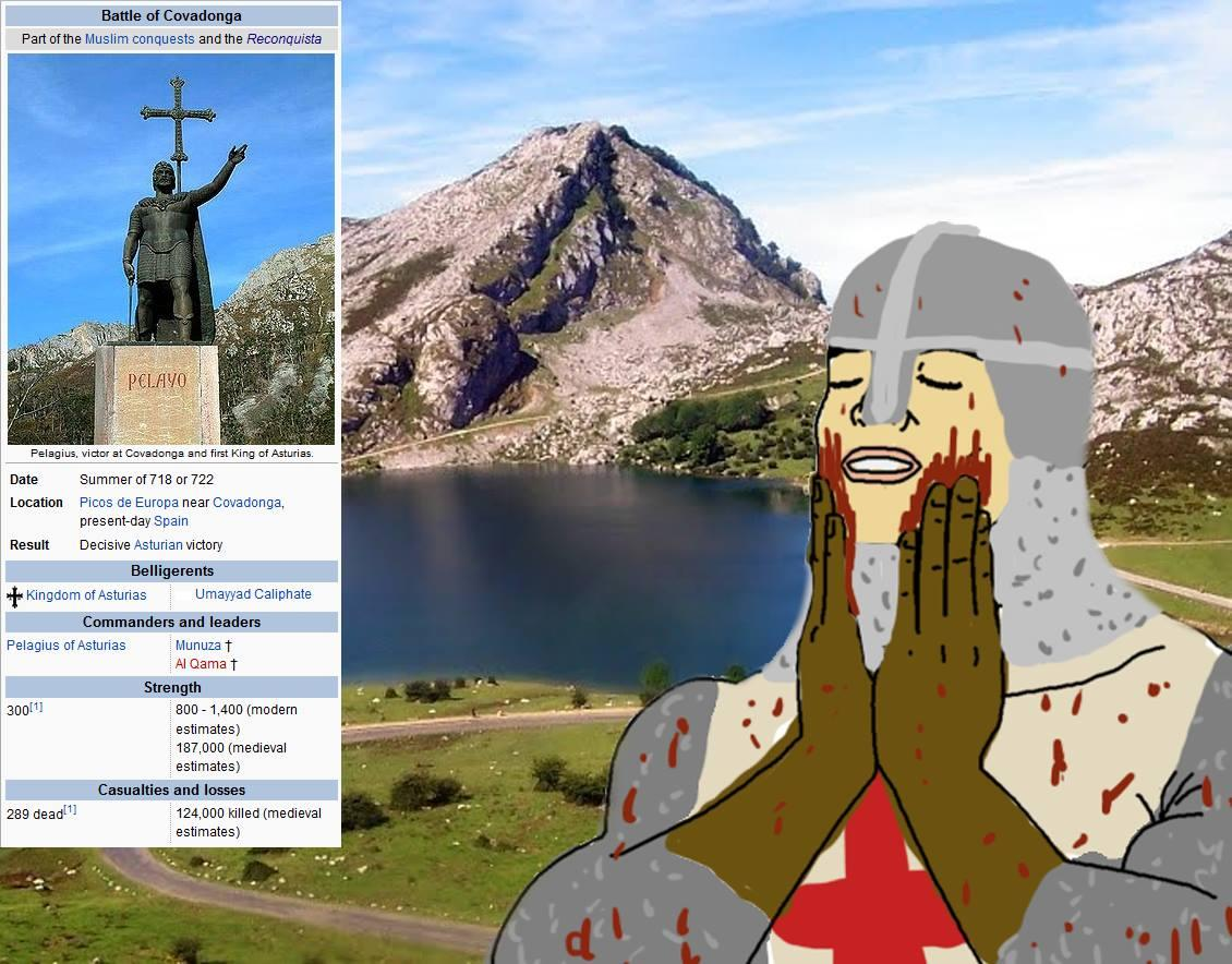 battle of covadonga