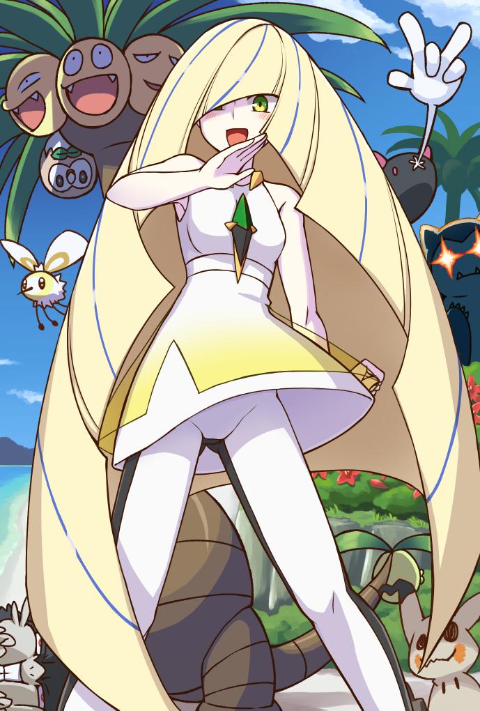 Pokemon sun and moon henti