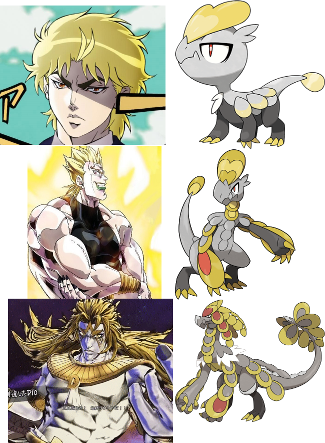 105 dio and jangmo o pok�mon sun and moon know your meme,Pokemon Know Your Meme