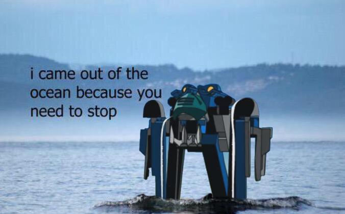 fb2 i came out of the ocean because you need to stop bionicle know