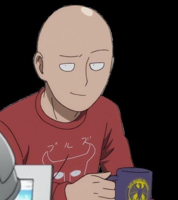Smug Anime Face
