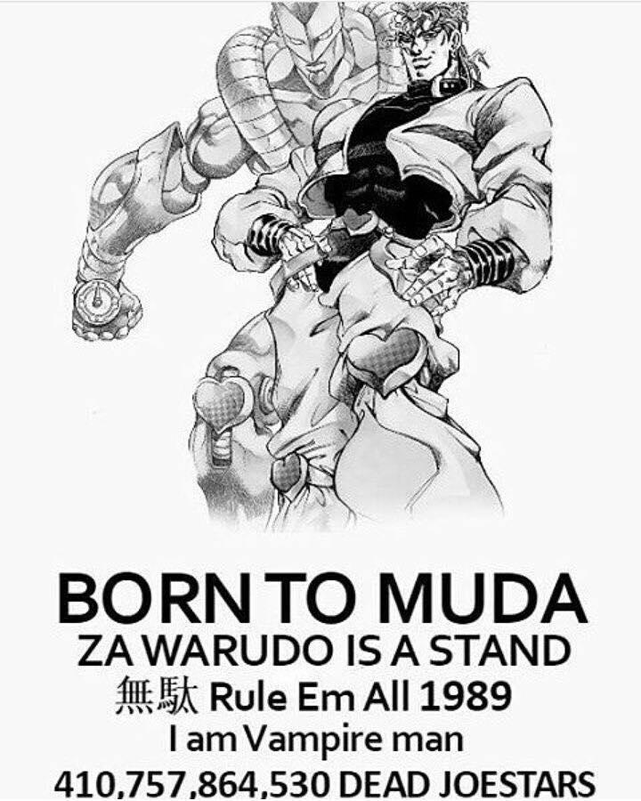BORN TO MUDA | BORN TO DIE / WORLD IS A FUCK / Kill Em All ...