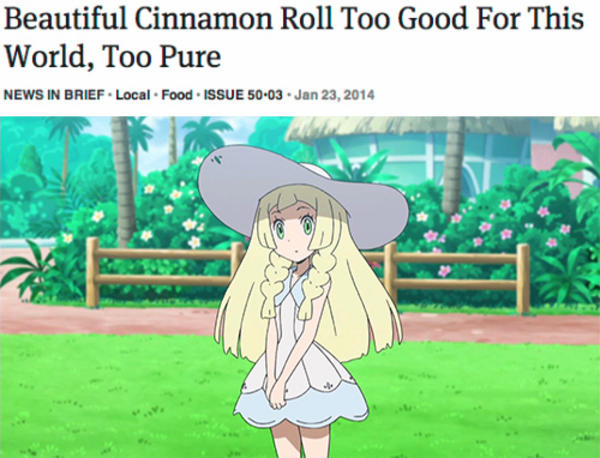 lillie is the best