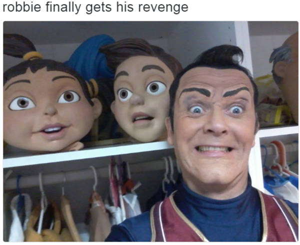 Funny Lazy Town Meme : Cooking by the book know your meme