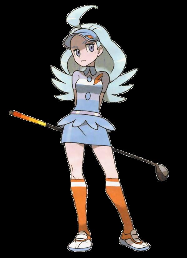 Slobodan Praljak General >> Kahili official art | Pokémon Sun and Moon | Know Your Meme