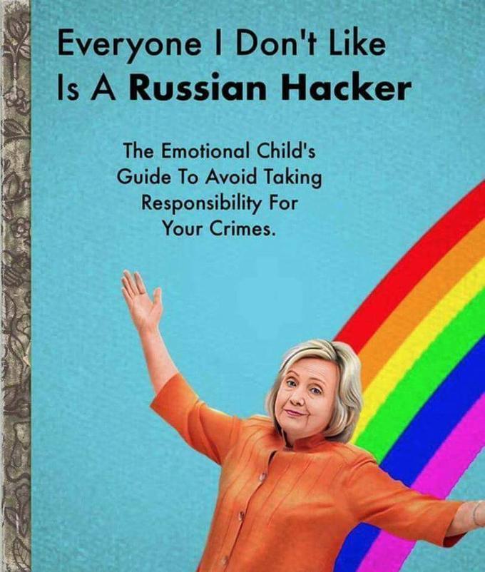 Russian Hacker Updated Version