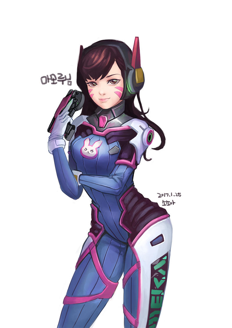 Overwatch r34