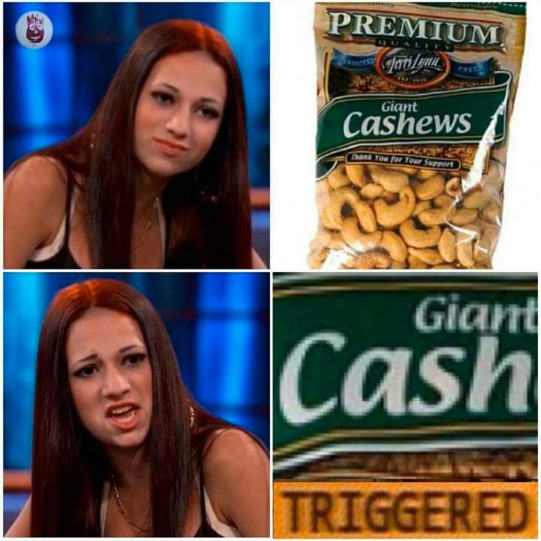 13c cashews cash me ousside howbow dah know your meme,Cash Me Outside Know Your Meme