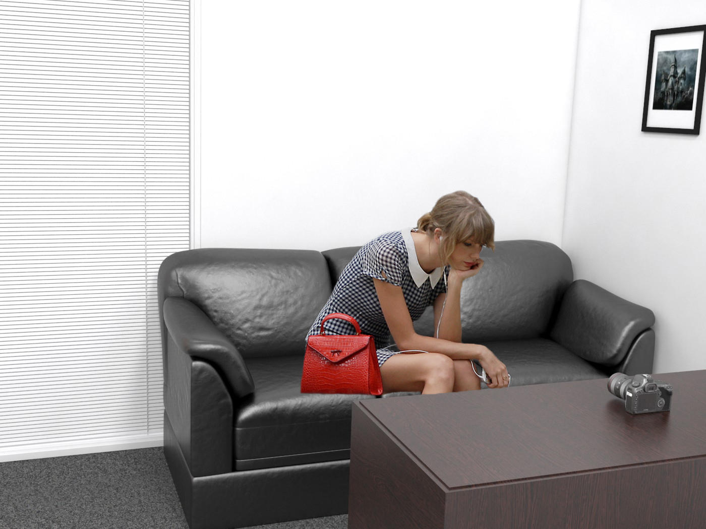 Casting couch virgin