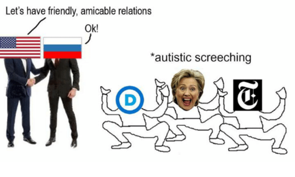 Russia Autistic Screeching Know Your Meme