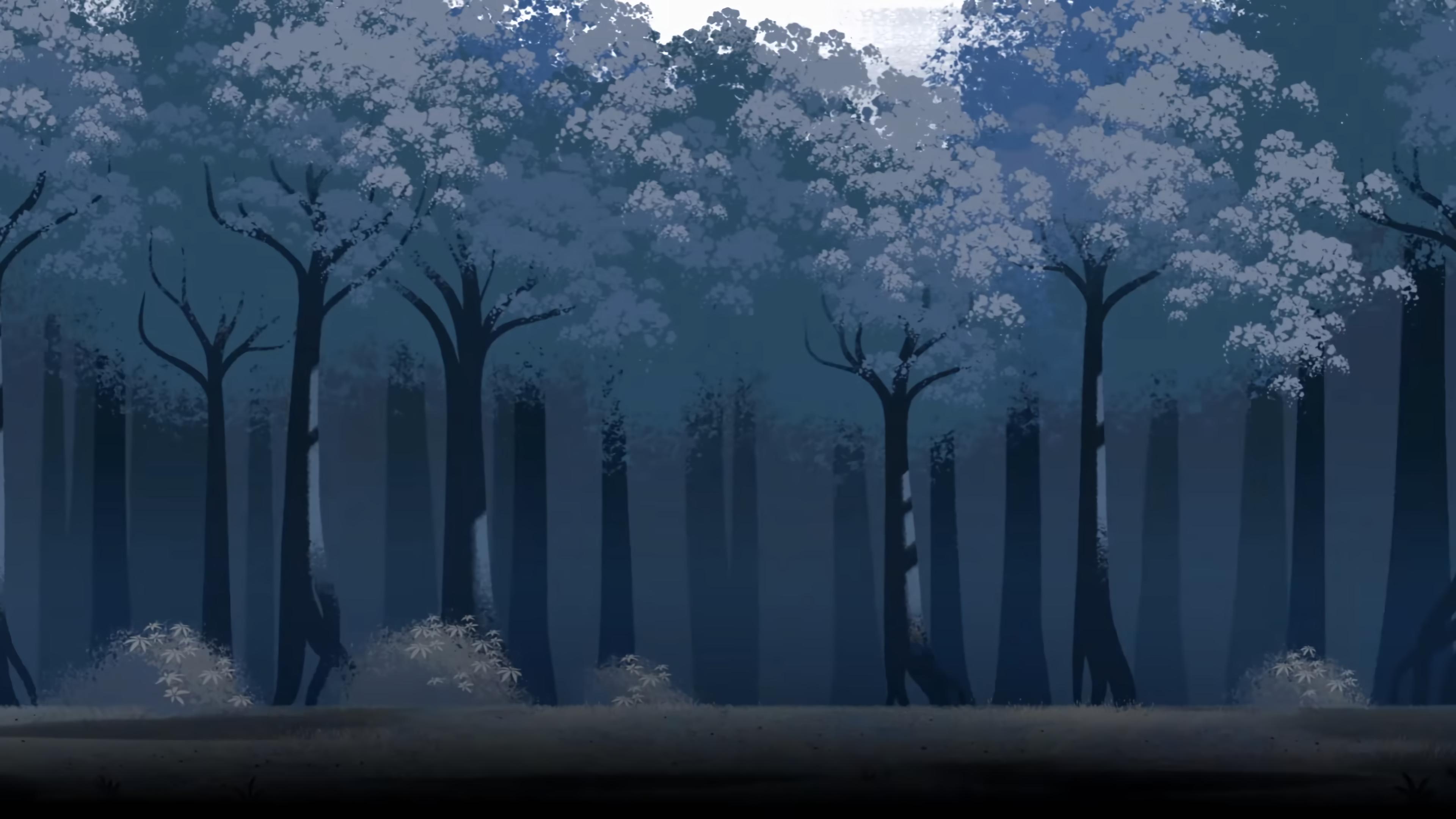 Forest   Samurai Jack