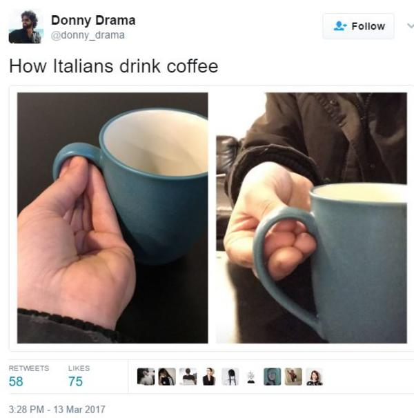dc6 how italians do things know your meme