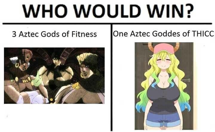 Aztec Battle Who Would Win Know Your Meme