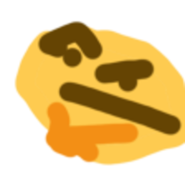 thonk thinking face emoji ��� know your meme