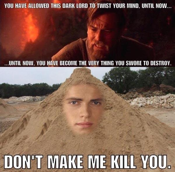 53a i don't like sand i don't like sand know your meme