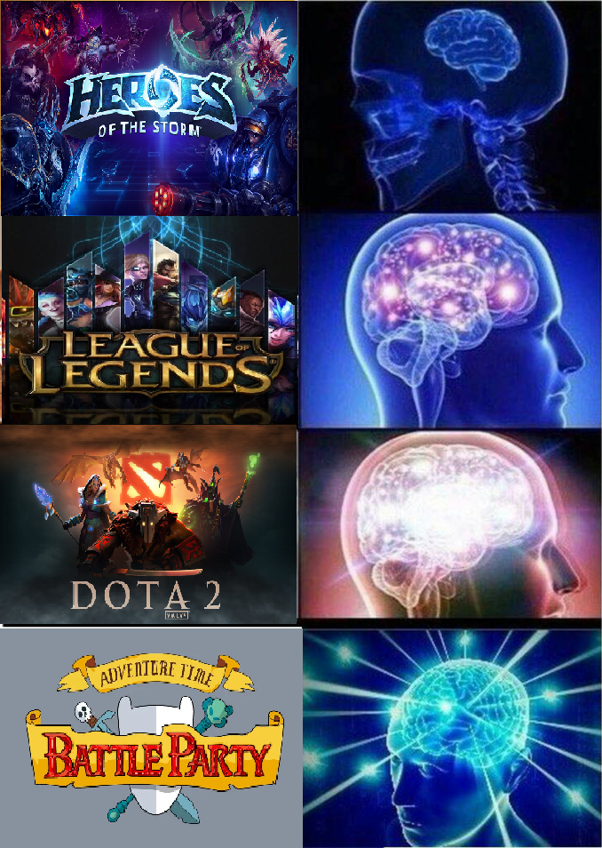 048 mobas expanding brain know your meme