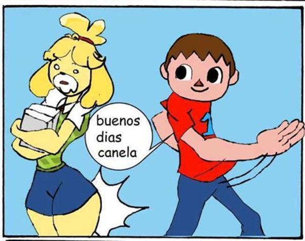 Buenos dias canela   Buenos Dias, Mandy   Know Your Meme