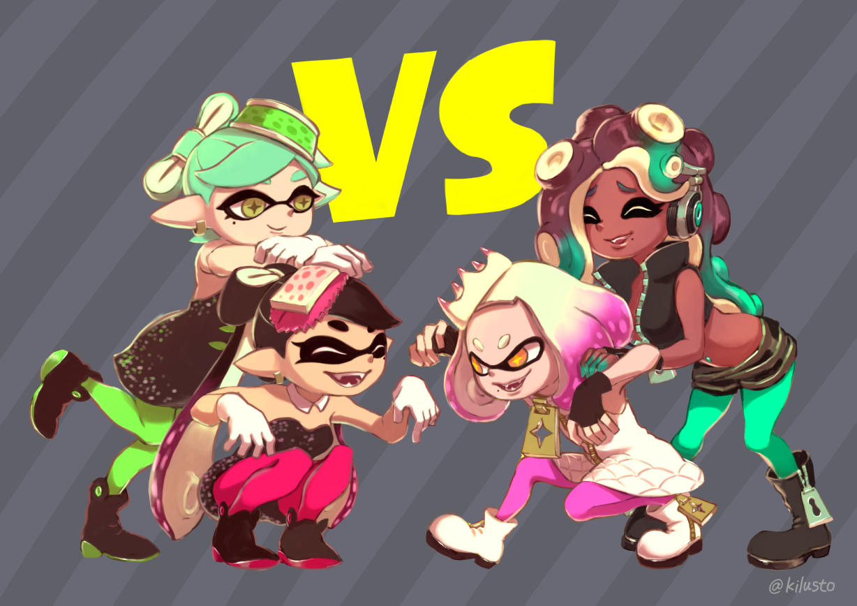 This Inevitable Splatfest Will Separate The Inko Square