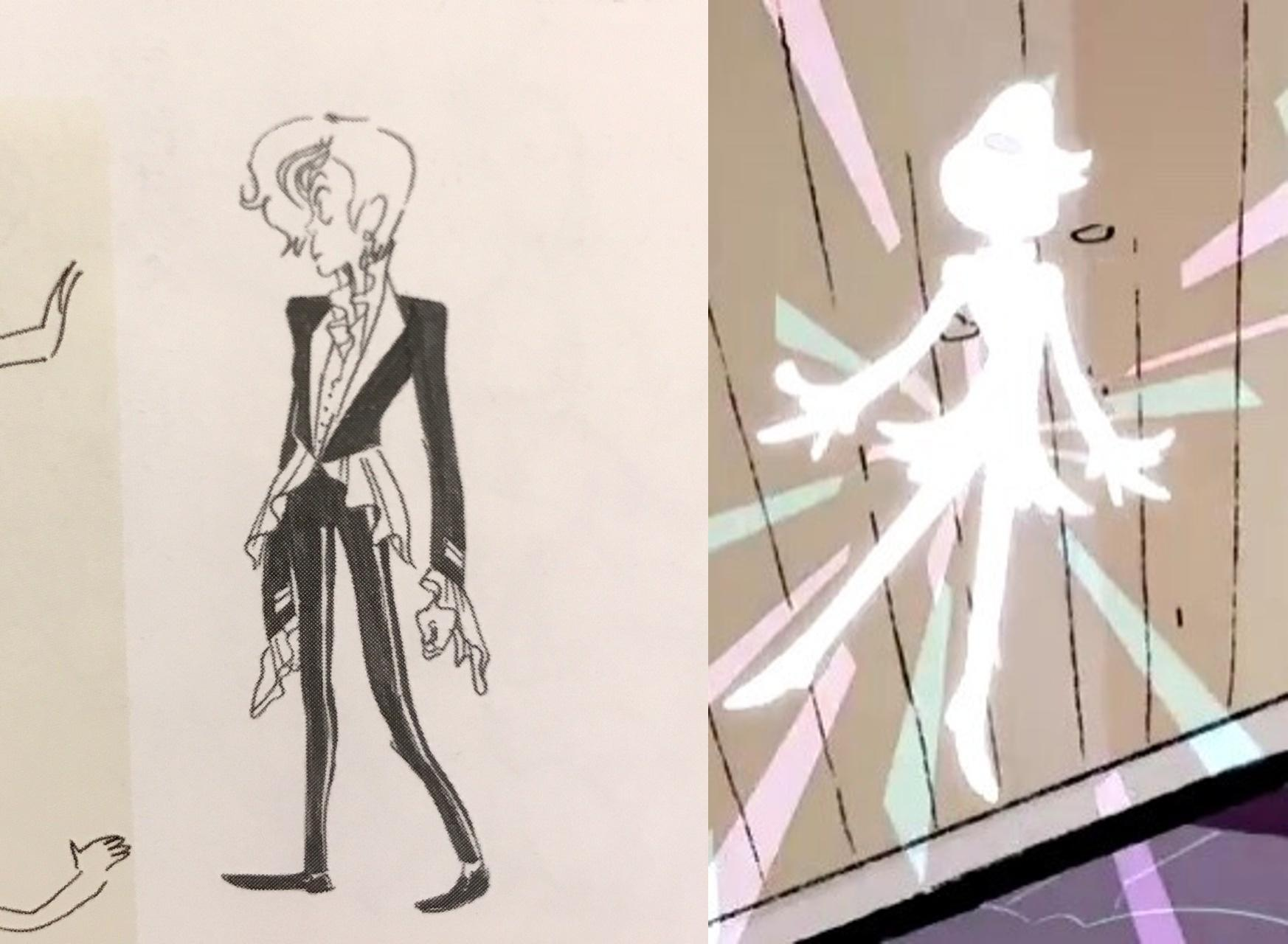 Pearl S Old Outfit Steven Universe Know Your Meme