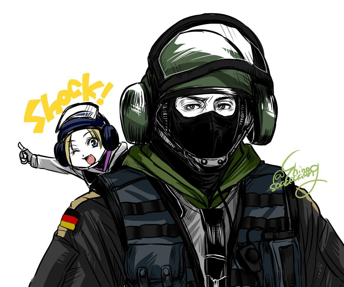 how to draw smoke from rainbow six siege