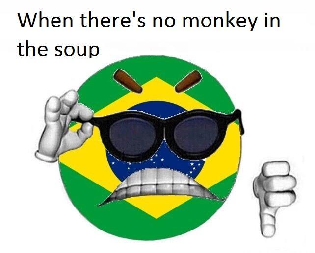 Sopa de macaco uma delicia - 4 6