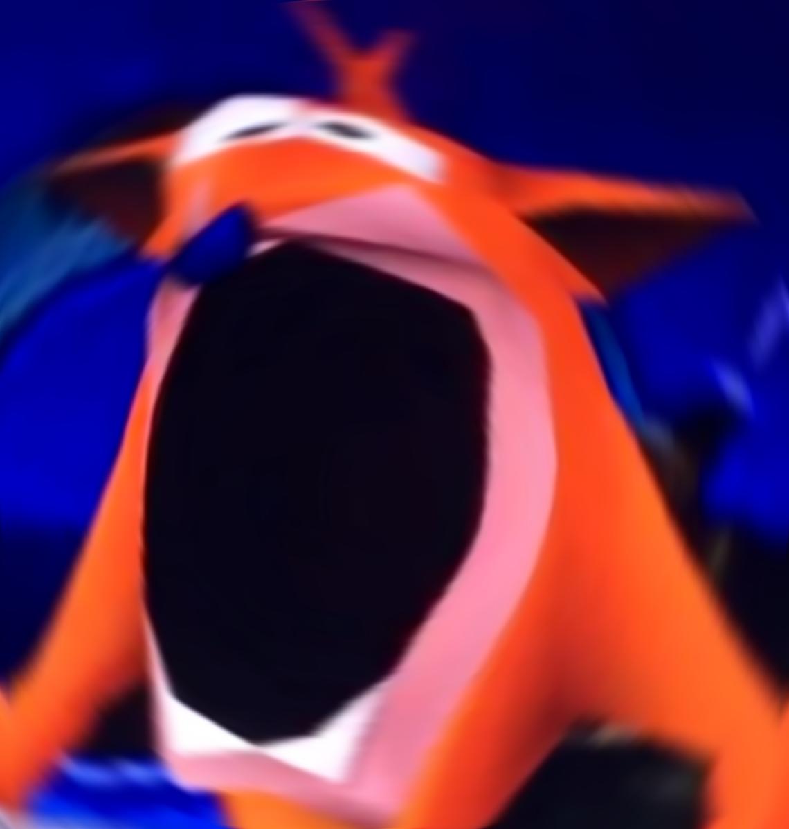 "Maximum Woahverdrive | Crash Bandicoot ""Woah"" | Know Your Meme"
