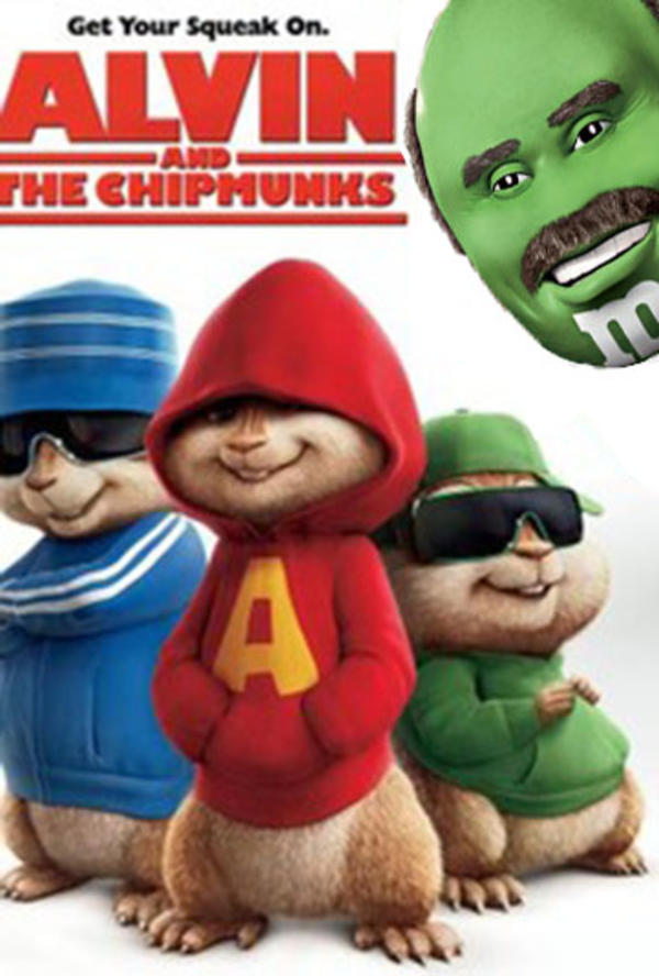 The best character   Alvin and the Chipmunks   Know Your Meme