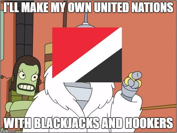 80c i'll make my own un sealand know your meme