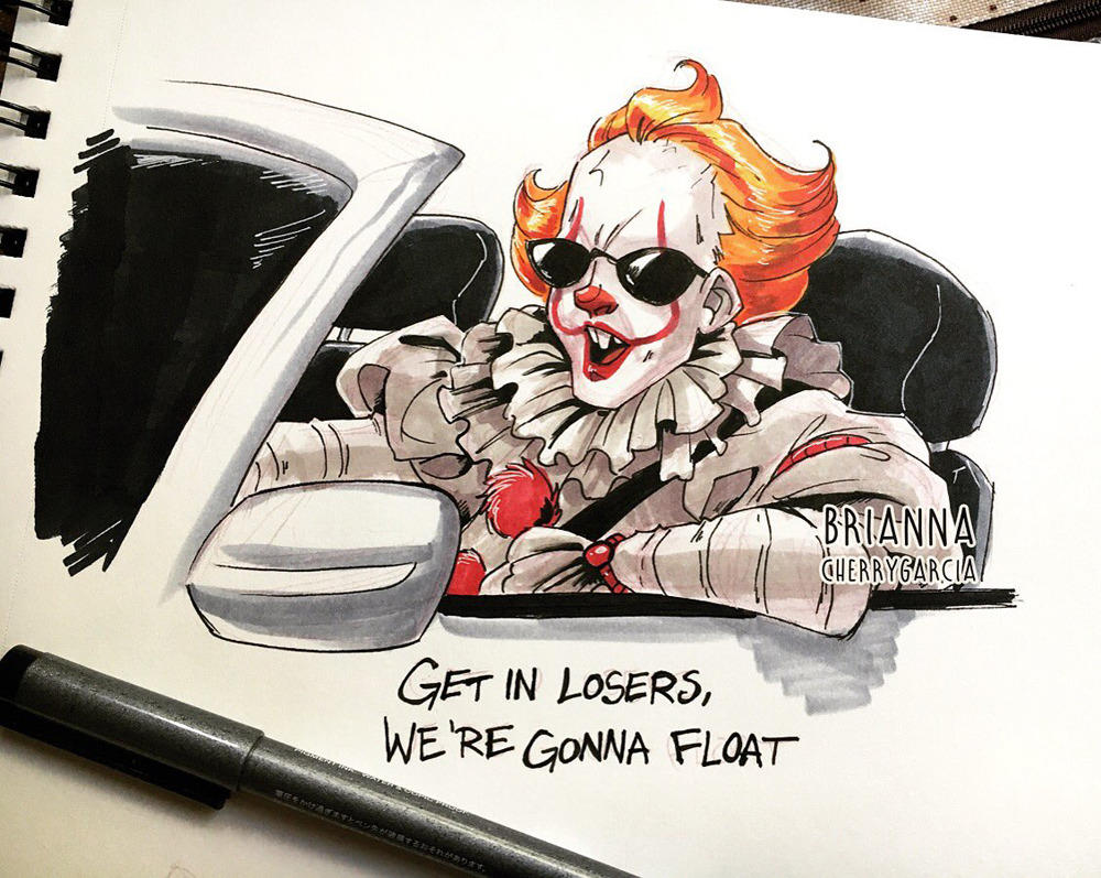 Get In Losers Pennywise The Clown Know Your Meme