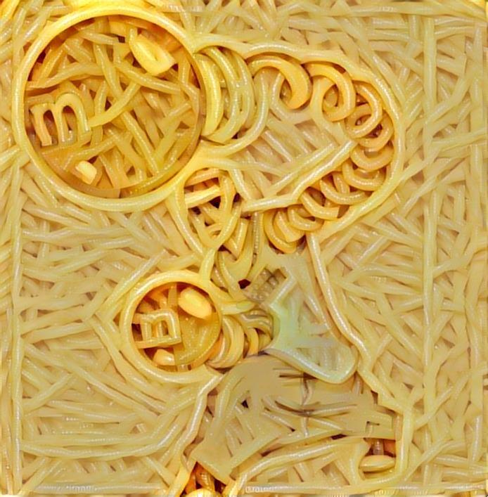 The Real Arms Spaghetti Ostagram Spaghetti Mashups