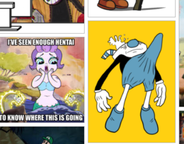 KnowYourMeme - Cuphead Did A Thing