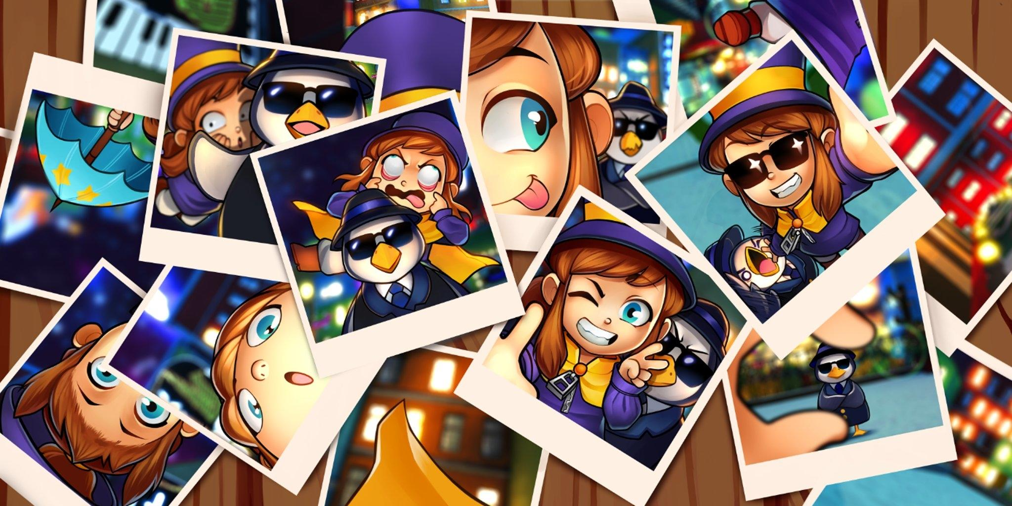 Photo Collage   A Hat in Time   Know Your Meme