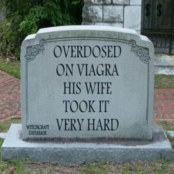 Overdose viagra